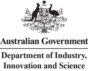 Australian Government_Dept of Industry Innovation and Science_Logo