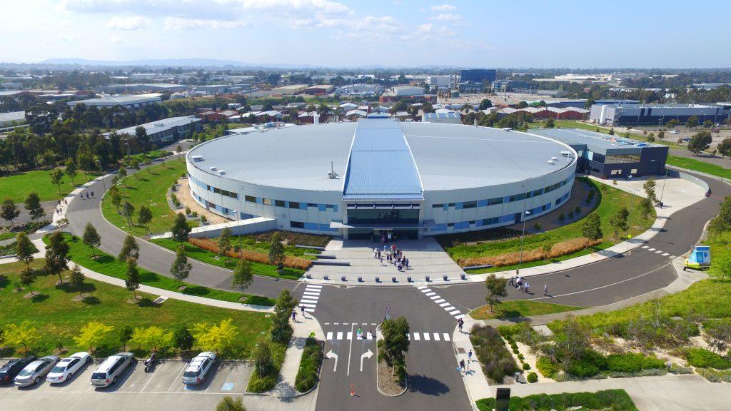 Australian Synchrotron image