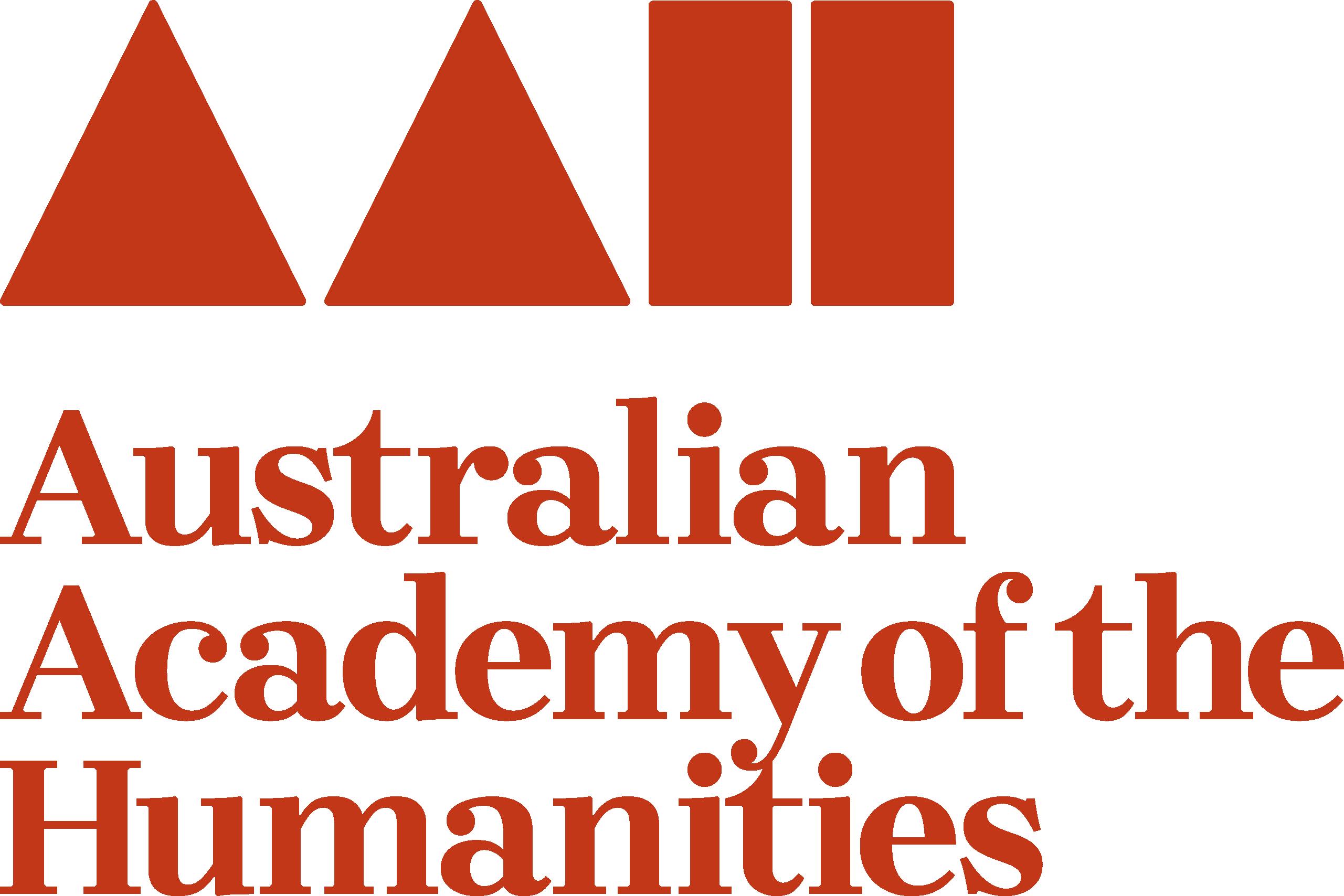 AAH Australian Academy of the Humanities logo (2021)